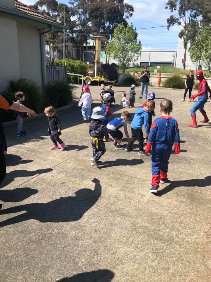 superhero-day-treasure-hunt